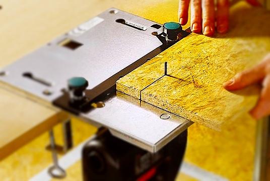 Modificacion de mesa Wolfcraft para sierras devaivén