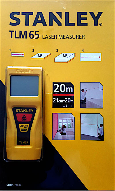 stanley-tlm-65-laser-measurer-distance-measurer